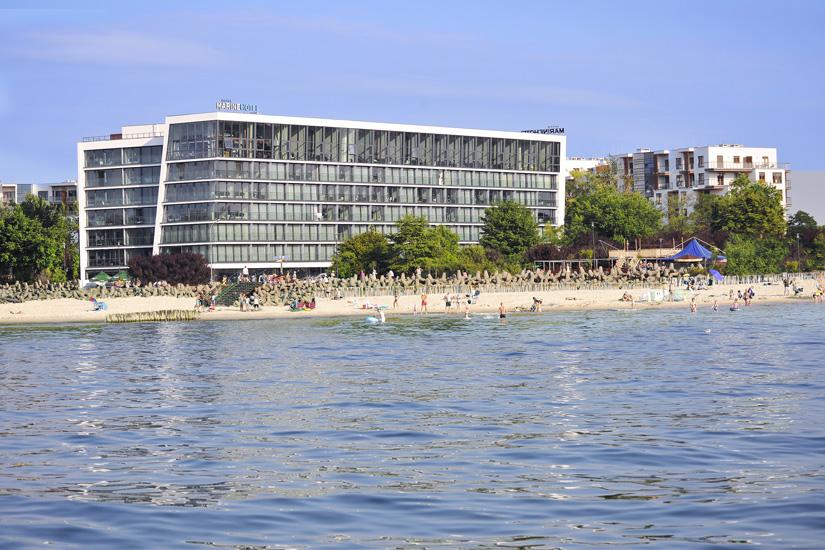 "Wellness Hotel ""Marine & Ultra Marine"""